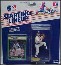 1989 Baseball Rick Sutcliffe Starting Lineup Picture