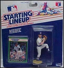 1989 Baseball Rick Sutcliffe Starting Lineup Picture