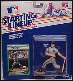 Robby Thompson 1989 Baseball SLU Figure