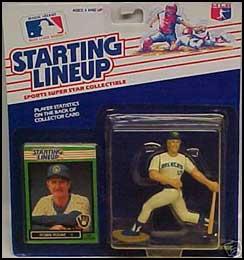 Robin Yount 1989 Baseball SLU Figure