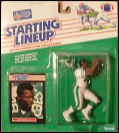 1989 Football Al Toon Starting Lineup Picture
