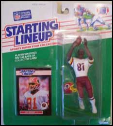 1989 Football Art Monk Starting Lineup Picture