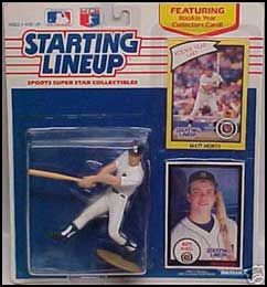 1990 Baseball Eddie Murray Starting Lineup Picture