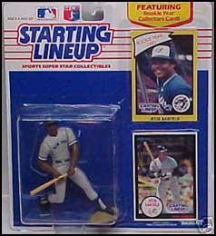 Jesse Barfield 1990 Baseball SLU Figure