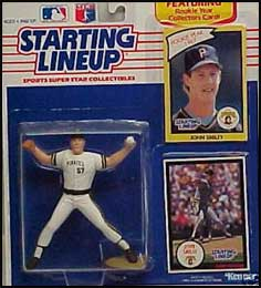 1990 Baseball John Smiley Starting Lineup Picture