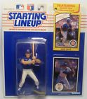 1990 Baseball Mark Grace (Batting) Starting Lineup Picture