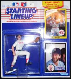 1990 Baseball Nick Esasky Starting Lineup Picture