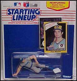 1990 Baseball Paul Molitor Starting Lineup Picture