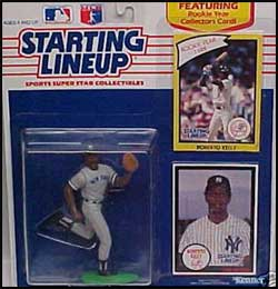 1990 Baseball Roberto Kelly Starting Lineup Picture