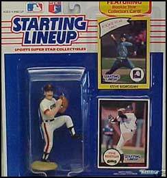 1990 Baseball Steve Bedrosian Starting Lineup Picture
