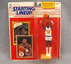1990 Basketball Patrick Ewing Starting Lineup Picture