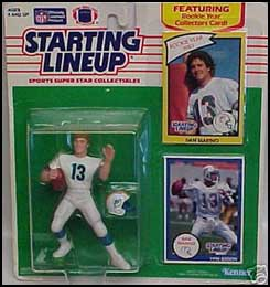 1990 Football Dan Marino Starting Lineup Picture