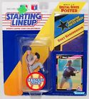 1992 Baseball Extended Bret Saberhagen Starting Lineup Picture