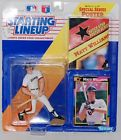 1992 Baseball Matt Williams Starting Lineup Picture