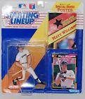 1992 Baseball Matt Williams Starting Lineup Picture