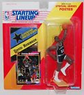 1992 Basketball David Robinson (Regular Uniform) Starting Lineup Picture