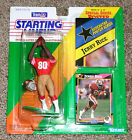 1992 Football Jerry Rice Starting Lineup Picture