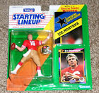 1992 Football Joe Montana Starting Lineup Picture