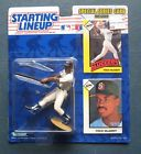 1993 Baseball Fred McGriff Starting Lineup Picture
