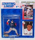 1993 Baseball Roger Clemens Starting Lineup Picture