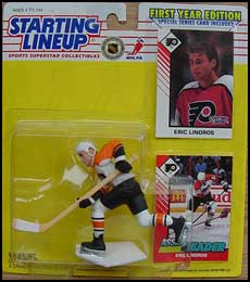 1993 Hockey Eric Lindros Starting Lineup Picture