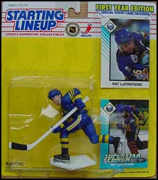 1993 Hockey Pat LaFontaine Starting Lineup Picture