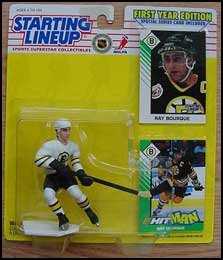 1993 Hockey Ray Bourque Starting Lineup Picture