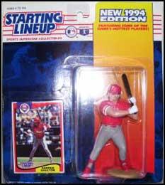 Darren Daulton 1994 Baseball SLU Figure