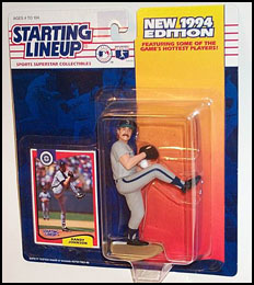 1994 Baseball Randy Johnson Starting Lineup Picture
