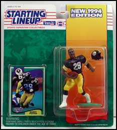 1994 Football Barry Foster Starting Lineup Picture