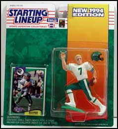 1994 Football Boomer Esiason Starting Lineup Picture