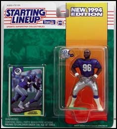 1994 Football Cortez Kennedy Starting Lineup Picture