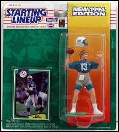 1994 Football Dan Marino Starting Lineup Picture