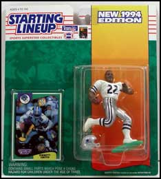 1994 Football Emmitt Smith Starting Lineup Picture