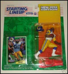 1994 Football Jerome Bettis Starting Lineup Picture