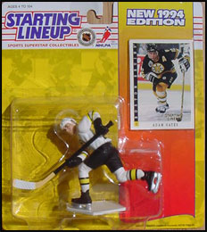1994 Hockey Adam Oates Starting Lineup Picture