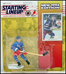 1994 Hockey Brian Leetch Starting Lineup Picture