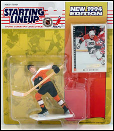 1994 Hockey Eric Lindros Starting Lineup Picture