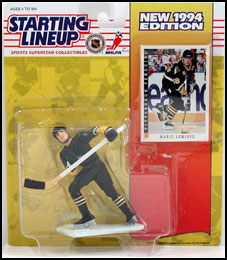 1994 Hockey Mario Lemieux Starting Lineup Picture
