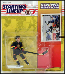 1994 Hockey Pavel Bure Starting Lineup Picture