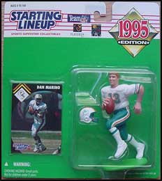 1995 Football Dan Marino Starting Lineup Picture