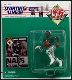 1995 Football Randall Cunningham Starting Lineup Picture
