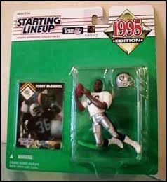 1995 Football Terry McDaniel Starting Lineup Picture