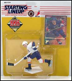 Brendan Shanahan 1995 Hockey SLU Figure