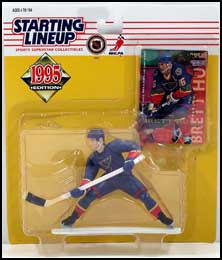 Brett Hull 1995 Hockey SLU Figure
