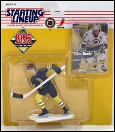 1995 Hockey Cam Neely Starting Lineup Picture