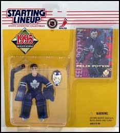 Felix Potvin 1995 Hockey SLU Figure