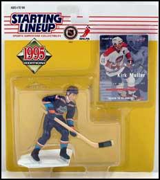 Kirk Muller 1995 Hockey SLU Figure
