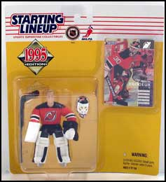 1995 Hockey Martin Brodeur Starting Lineup Picture