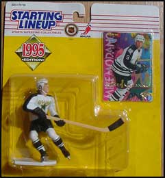 1995 Hockey Mike Modano Starting Lineup Picture